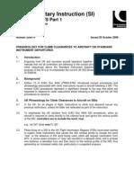 CAP493 SupplementaryInstruction200914