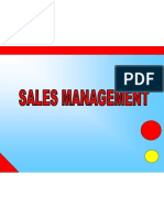 Sales Management 1 Final