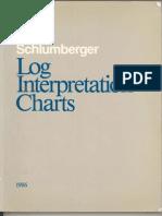 Schlumberger Log Interpretation Chart