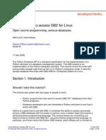 Db2pylnx PDF