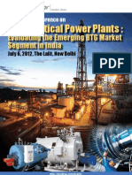 Supercritical Power Plants