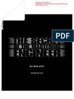 The Sectret of the Mastering Engineer - Katz Tutorial