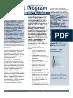 Module 1 Program Finance