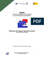 Servicio Publico de Empleo de La Republica de Panama