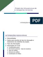 Aula10-Interseções+Rodoviárias+I