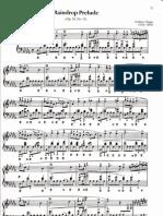 Raindrop Prelude- Chopin