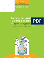Familia Television Pantallas