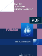 Manual Funasa Esgotamento Sanitario