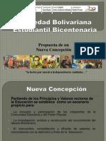 SOCIEDADES BOLIVARIANAS
