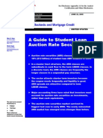 20050623 Guide to Student Loan Auction Rate Securities
