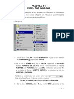 Guia de Excel Para Office 95