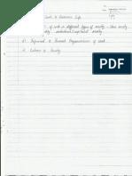 CSE Sociology Paper I - Topic VI -- Work and Economic Life