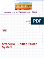 Electricity Act 2003 -Sjvnl140509