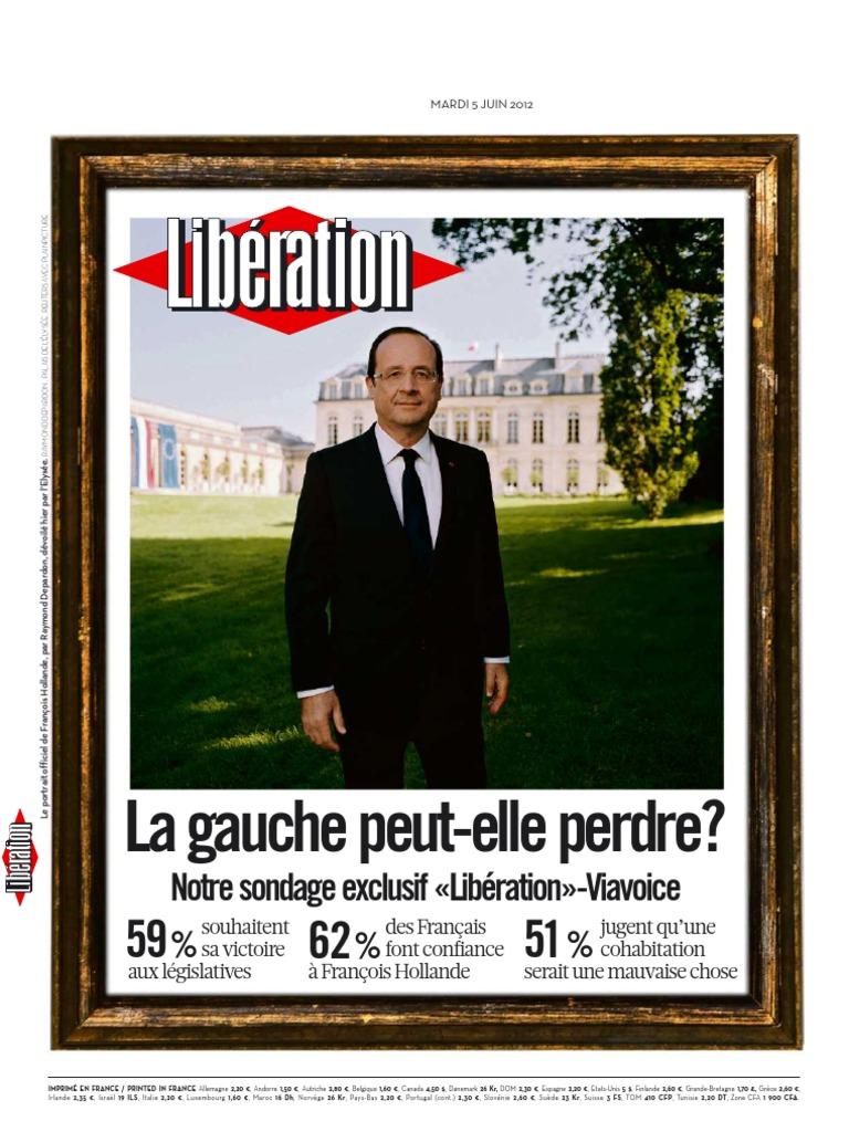 Liberation - Mardi 5 Juin 2012 b9f416c1a63