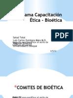 Modulo Viii Comites de Bioetica