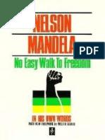 62739592 No Easy Walk to Freedom Nelson Mandela