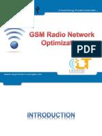GSM Radio Network Optimization