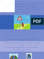 Creating Pathways to Employment
