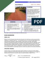 Draft Gravel Guidelines