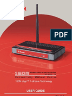 WA 8200 - 1N - User Guide