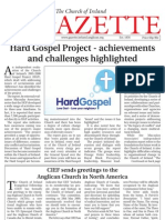 Hard Gospel Gazette