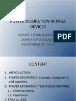 Expo Potencia en Fpga