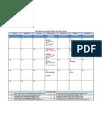 July SW 2012 Calendar