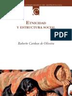 Cardoso- Etnicidad y Estructura Sosial