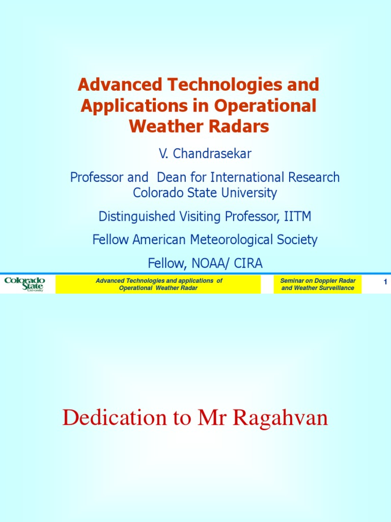 Advanced Technologies and Applications in Operational
