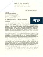 NH DHHS Response to CMS 06-04-12