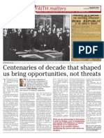 A Sober Reflection on The Ulster Covenant (The Irish News