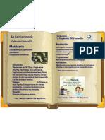 Matricaria/ herboristería/plantas medicinales