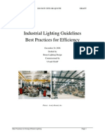 Plugin-Industrial Lighting Guidelines