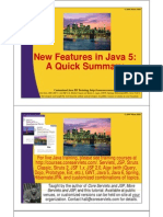 23 Java5 Features