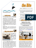 The Bite, Issue 2, Equity for Pet Owners, Australia