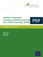 Jubilees Compared (1977 and 2012)