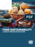 Food Sustainability