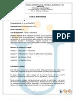 Guia de Actividades y Rubrica de Evaluacion - Trabajo 2 2012 1