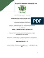 Historiadela Funcion Inf1(Arfi)