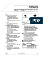 STM32F103V8T6-STMicroelectronics