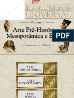 arte na pré-histórica