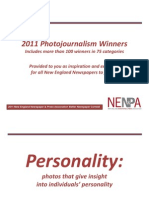 NENPA 2011 Photojournalism Winners