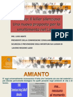 Atti Del Convegno Sull'Amianto Isa 25-2-2012