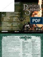 Dungeon Siege - Manual