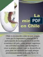La minería en Chile