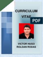 Curriculum de Victor Hugo Roldan Rodas