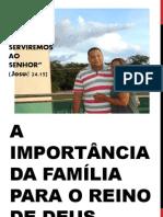 CONFERENCIAS DA FAMÍLIA 2