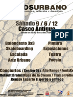 Cartel PDF Arcosurbano