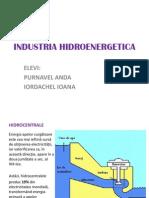 Industria Hidroenergetica
