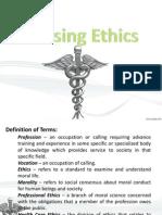 1. Ethics and Juris